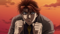 Volg meeting with Ippo again