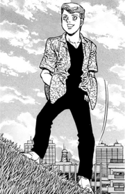 Taihei Appearance