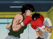 Miyata vs Ippo