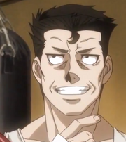 Young Miyata's Father
