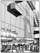 Kurakuen Hall - Manga