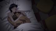Tomiko comforting Aoki