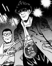 Mashiba and Coach - Manga - In corner