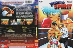 Fighting Spirit - Volume 04