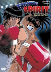 Fighting Spirit - Volume 2