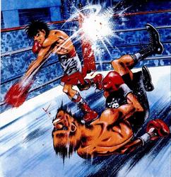 Ippo vs Hammer - 02