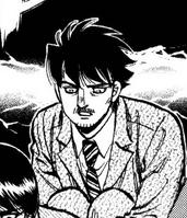 Fuji - Manga - Appearance