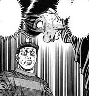 Tomiko wanting Aoki to go back to his original self