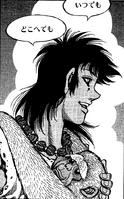 Wally with Monkies - Manga - 004