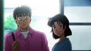 Makunouchi Kazuo and Wife - Anime - 01