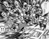 Takamura vs Hawk 6