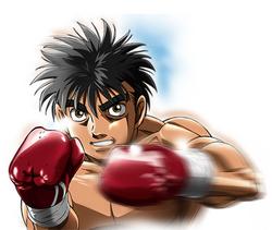 Makunouchi Ippo Anime