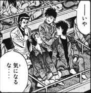 Okita, Date, Sendo, Saeki - 01
