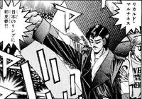 Hajime no ippo episode 27 bullshit elbow block