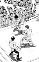 Ippo vs Sanada - 16