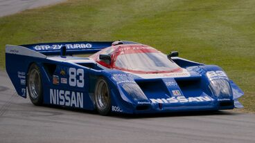 Nissan GTP ZX-Turbo at Goodwood 2014 003