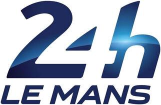 24 le mans logo detail