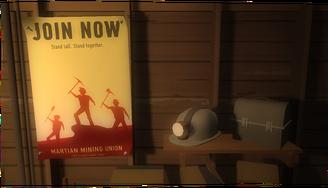 Martian Mining Union