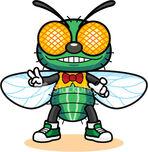 Istockphoto 5506125-fly-cartoon