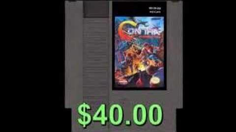 Other Contra Games Pt. 1 Super Contra Force The IRATE Gamer