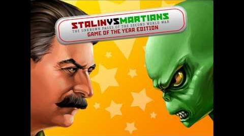 Stalin vs Martians OST - All Hail Stalinator