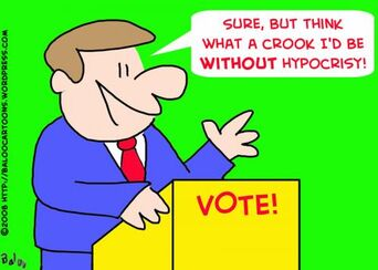 Politician without hypocrisy 2676451