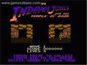 Indiana Jones and the Temple of Doom - 1988 - Tengen Ltd.