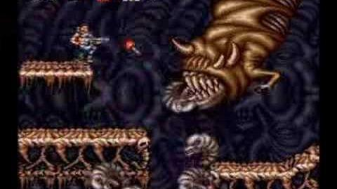 Other Contra Games Pt