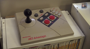 The Irate Gamer's NES Advanage