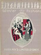 Mark Foy catalogue Winter 19152