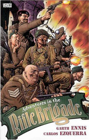 Riflebrigade