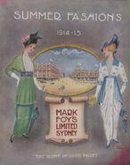 Mark Foy catalogue Summer 1914-15