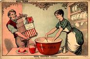 1887-12-24 O'Hea Erin's Christmas Pudding