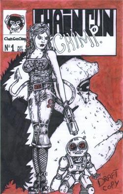 Chaingun-chimp