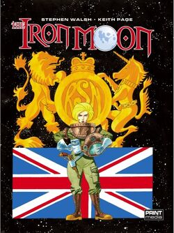 Iron Moon Cover