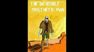 PROSTHETIC MAN TRAILER