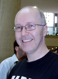 Michael Carroll author