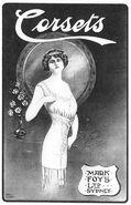 Mark Foy catalogue Winter 1914 corsets