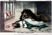 1887-07-23 O'Hea In the Lion's Den