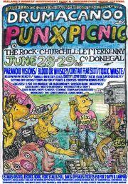 Punx Poster 2008