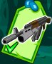 Attached grenade launcher