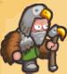 Eagle druid