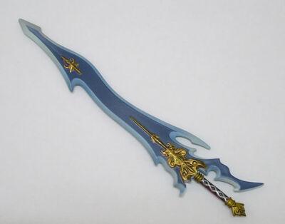 Damasscus sword