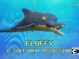 Fluffy, O Golfinho Assassino