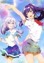 Hitomi And Kohaku