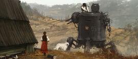 Machines - Iron Harvest