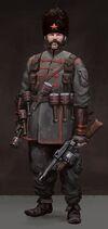 Rusviet grenadier
