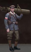 Polania gunner