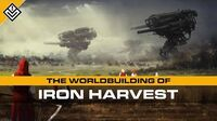 The Worldbuilding of Iron Harvest