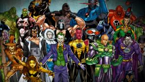 Villains DC